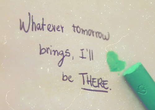life, people, quotes, tomorrow