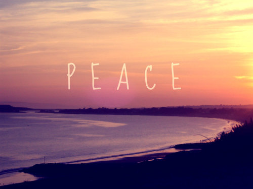 peace, photography, sea, sky, text