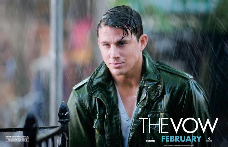 #thevow, beauty, channing tatum, cute, february